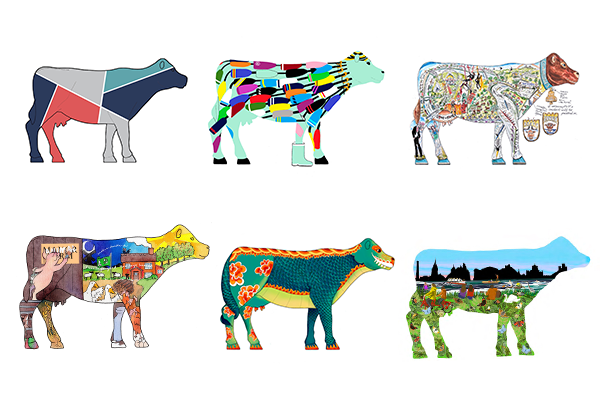 Last few cow designs to sponsor